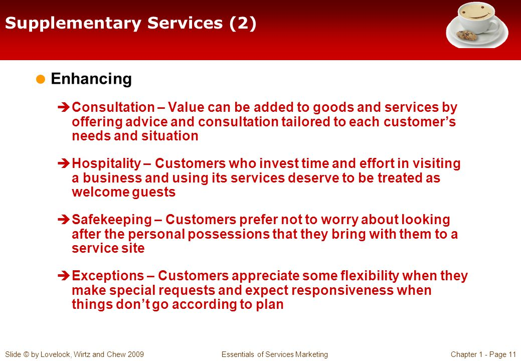 Supplementary Services (2)
