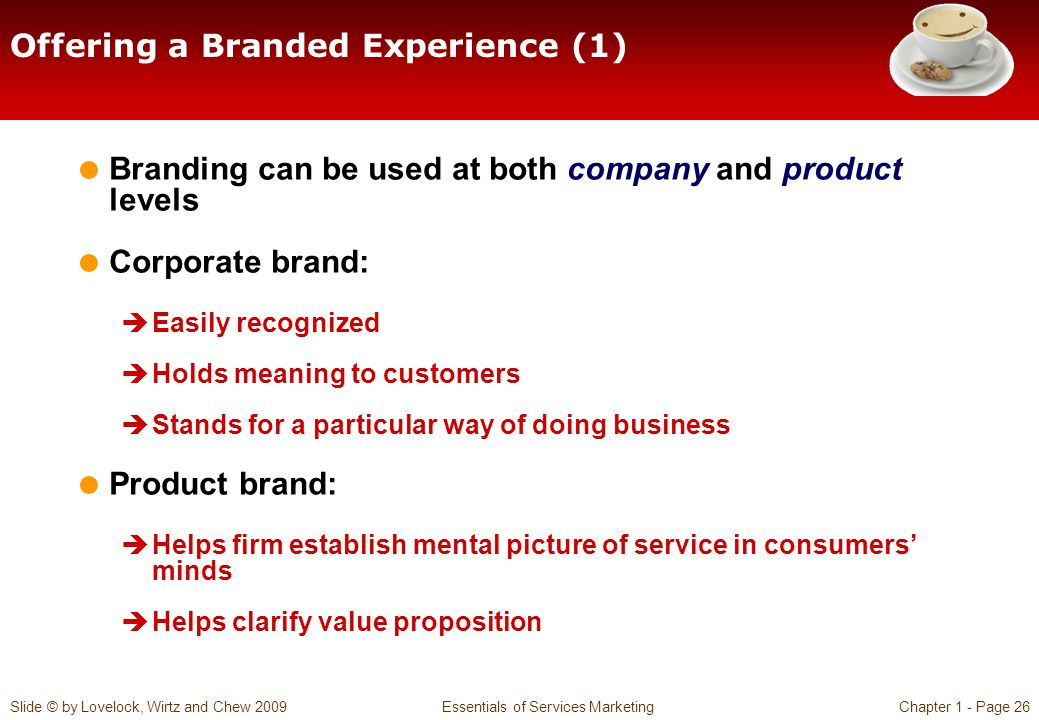 Offering a Branded Experience (1)