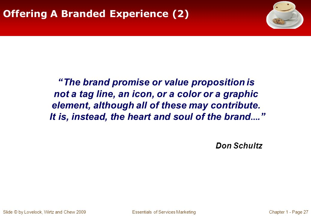 Offering A Branded Experience (2)