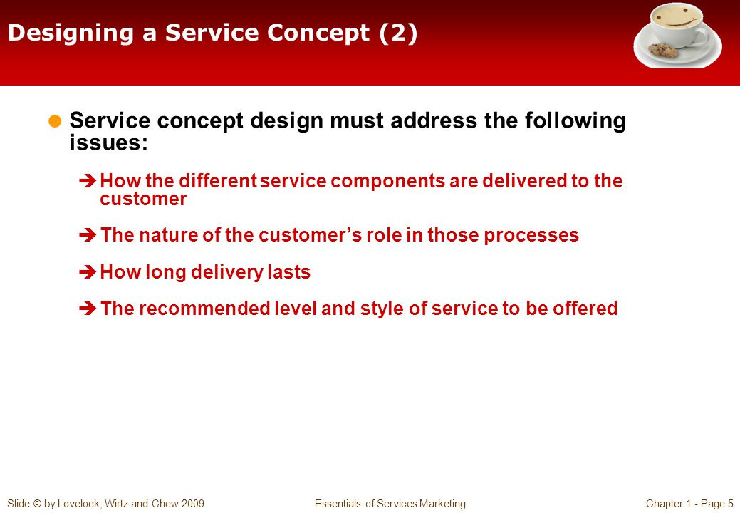 Designing a Service Concept (2)