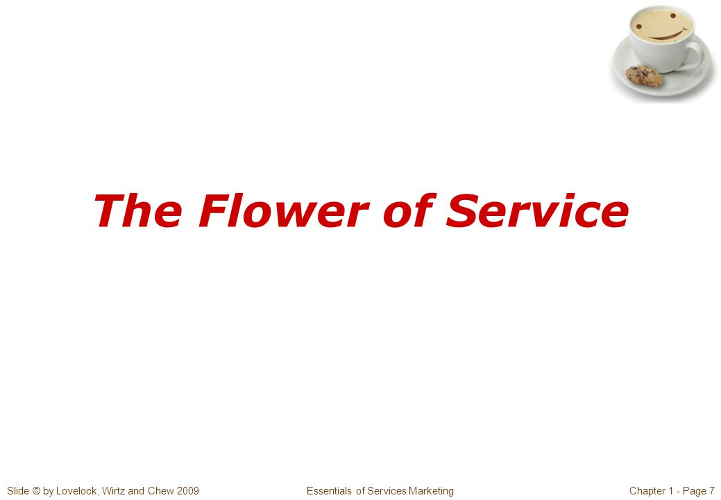The Flower of Service