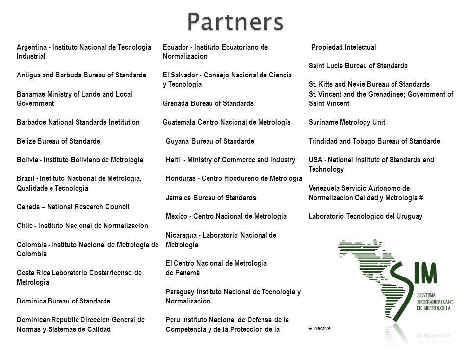 Partners Argentina - Instituto Nacional de Tecnología Industrial