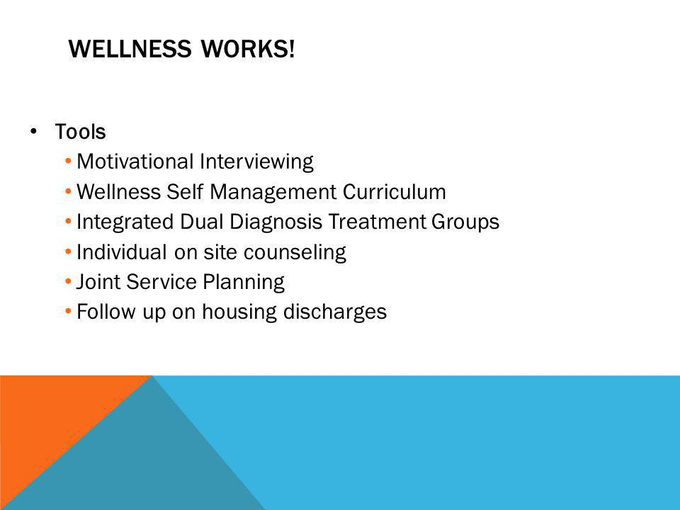 Wellness Works! Tools Motivational Interviewing