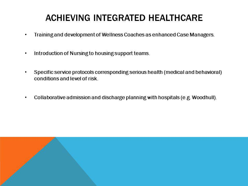 Achieving Integrated Healthcare