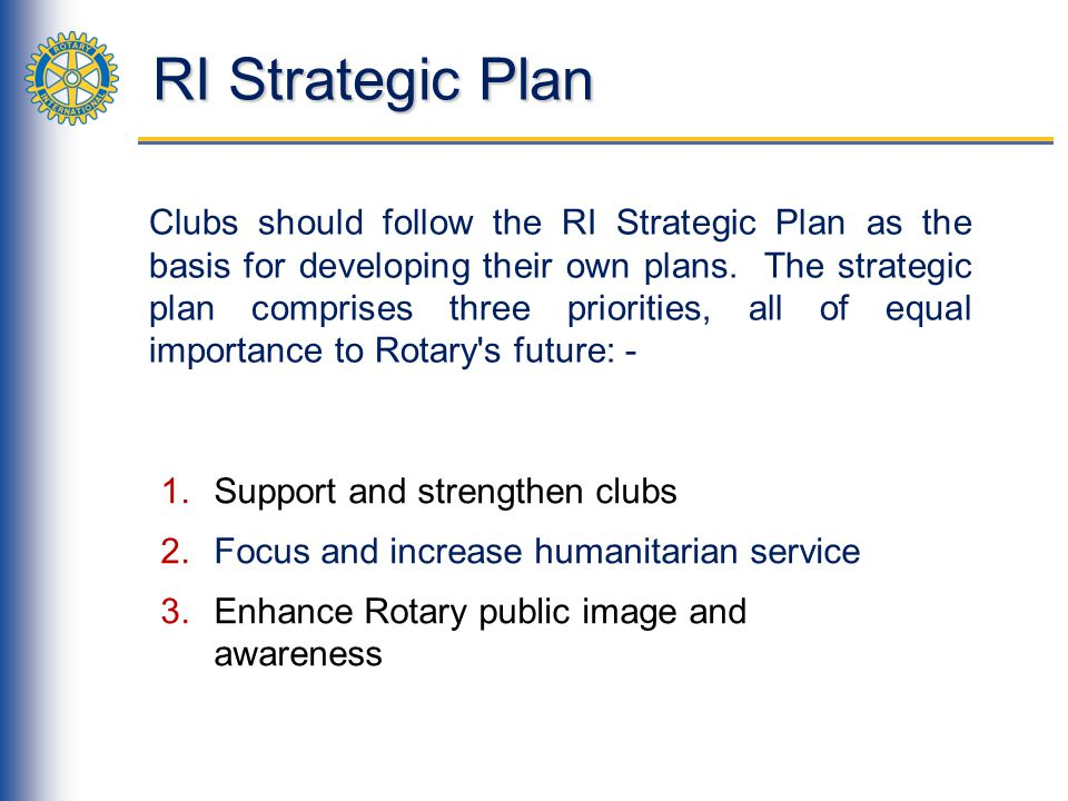 RI Strategic Plan