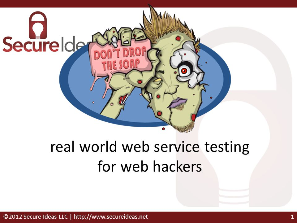 real world web service testing for web hackers