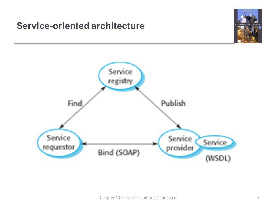 Service-oriented architecture