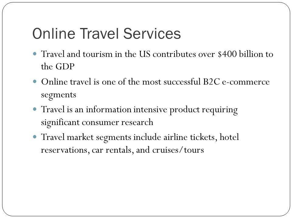 Online Travel Services