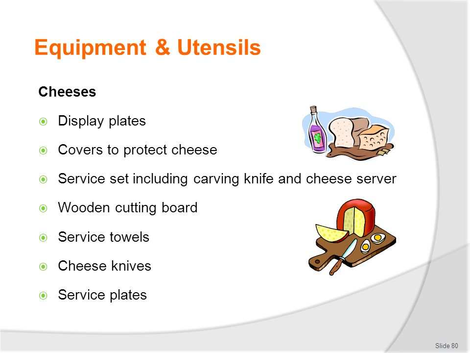 Equipment & Utensils Cheeses Display plates Covers to protect cheese