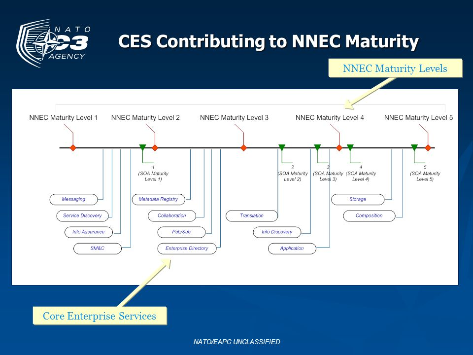 CES Contributing to NNEC Maturity