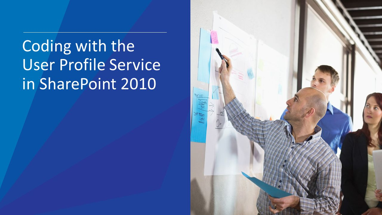 Coding with the User Profile Service in SharePoint 2010