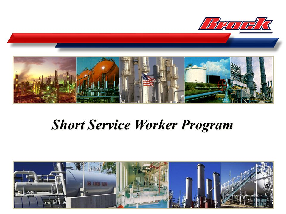 Short Service Worker Program