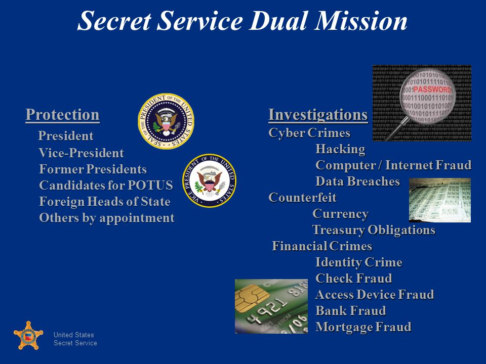 Secret Service Dual Mission