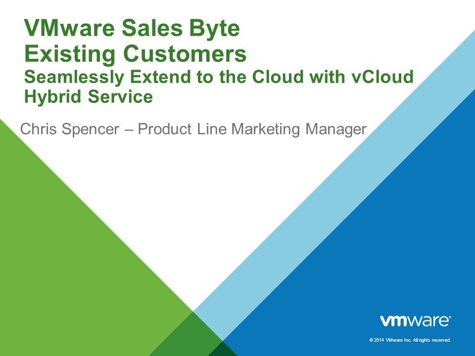 Chris Spencer – Product Line Marketing Manager