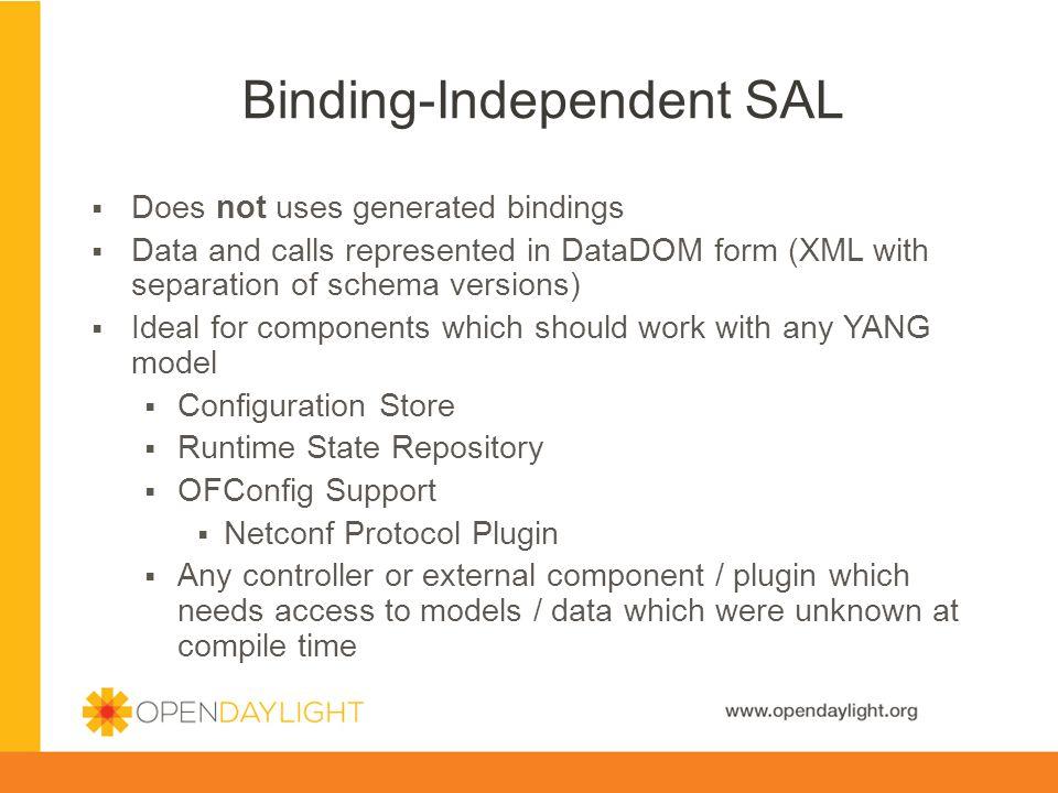 Binding-Independent SAL