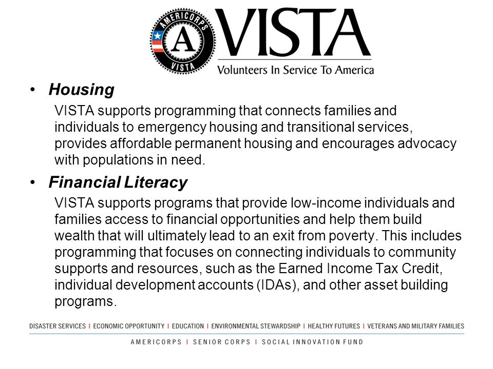 Housing Financial Literacy