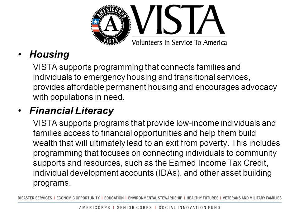 Housing Financial Literacy