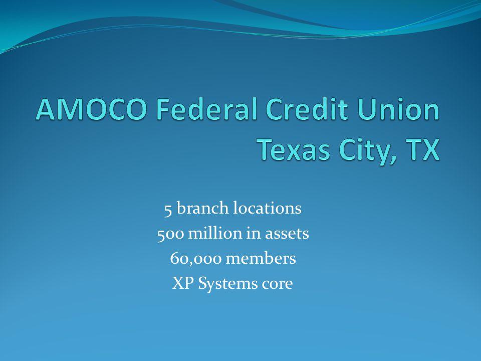 AMOCO Federal Credit Union Texas City, TX