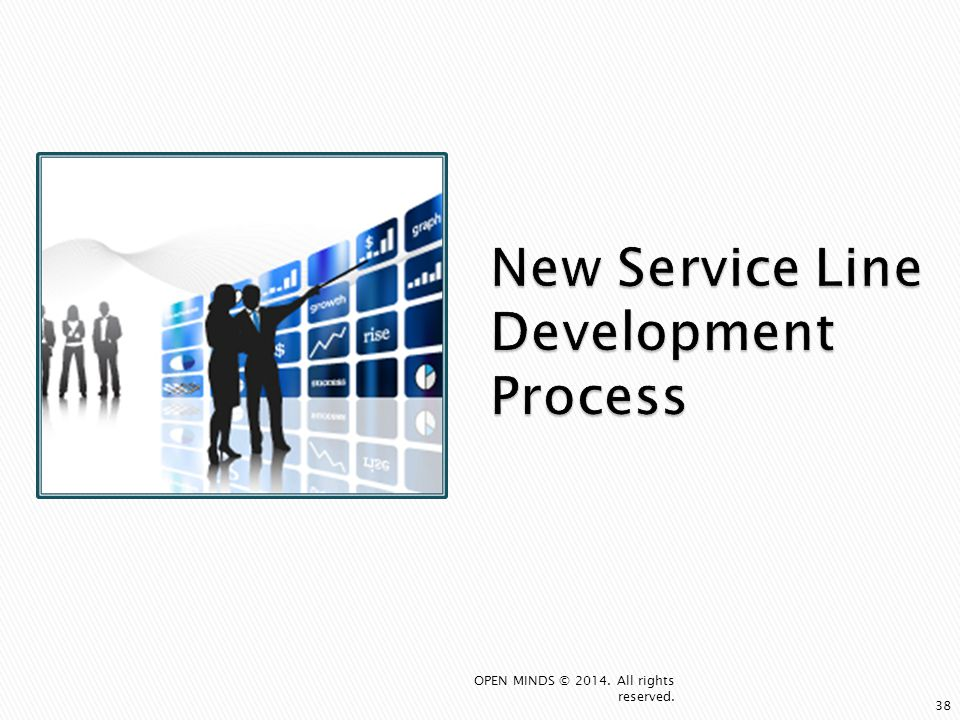 New Service Line Development Process