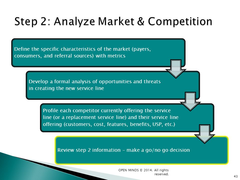 Step 2: Analyze Market & Competition