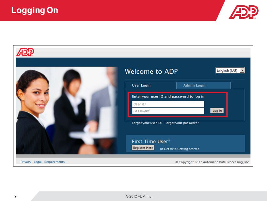 YOUR ADP WORKFORCE NOW MANAGER SELF SERVICE WEB SITE