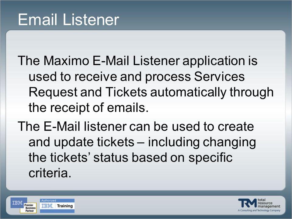 Email Listener