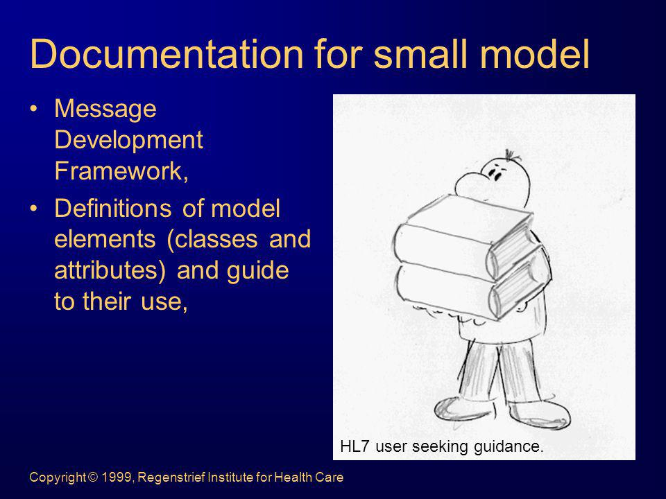 Documentation for small model