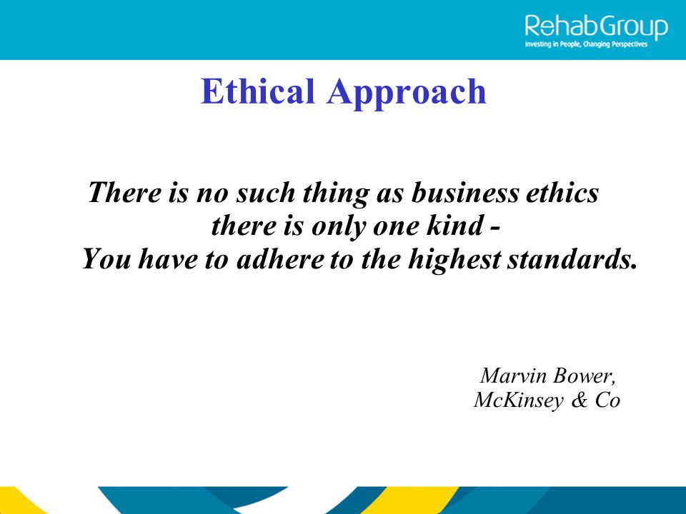 Marvin Bower, McKinsey & Co