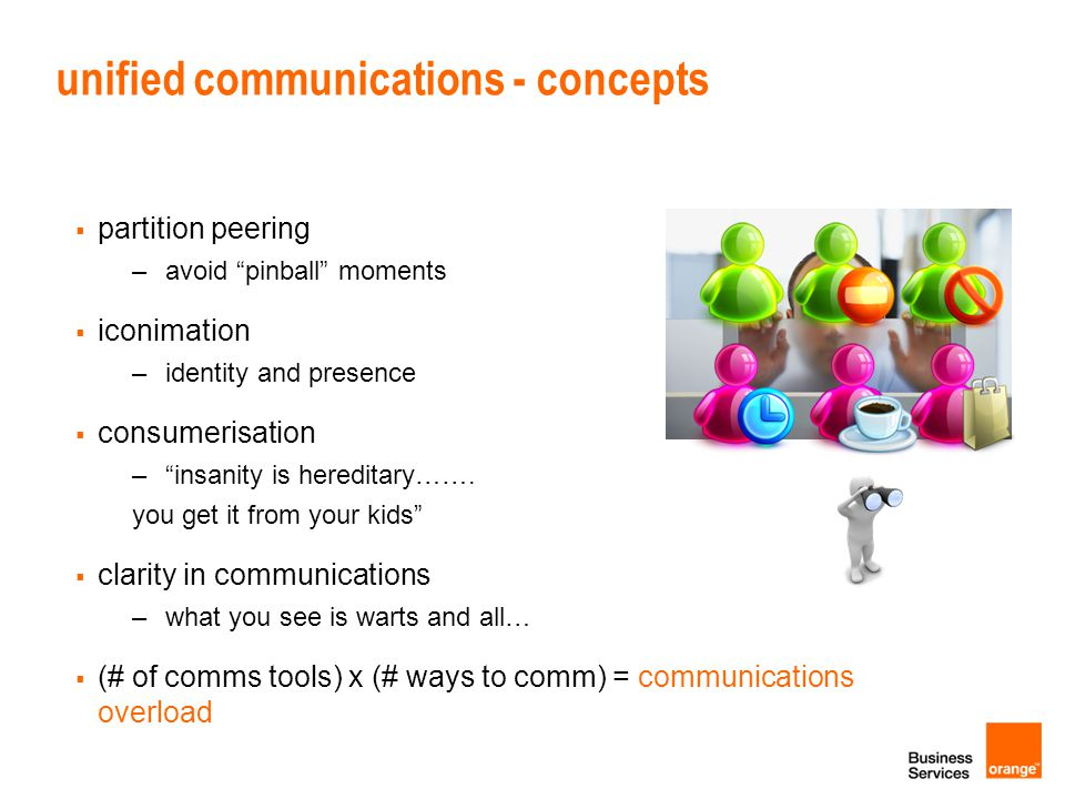 unified communications - concepts