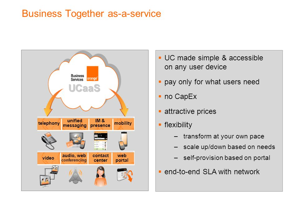Business Together as-a-service
