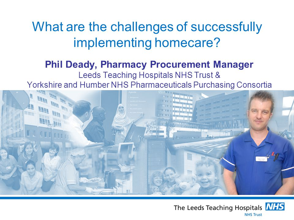 What are the challenges of successfully implementing homecare