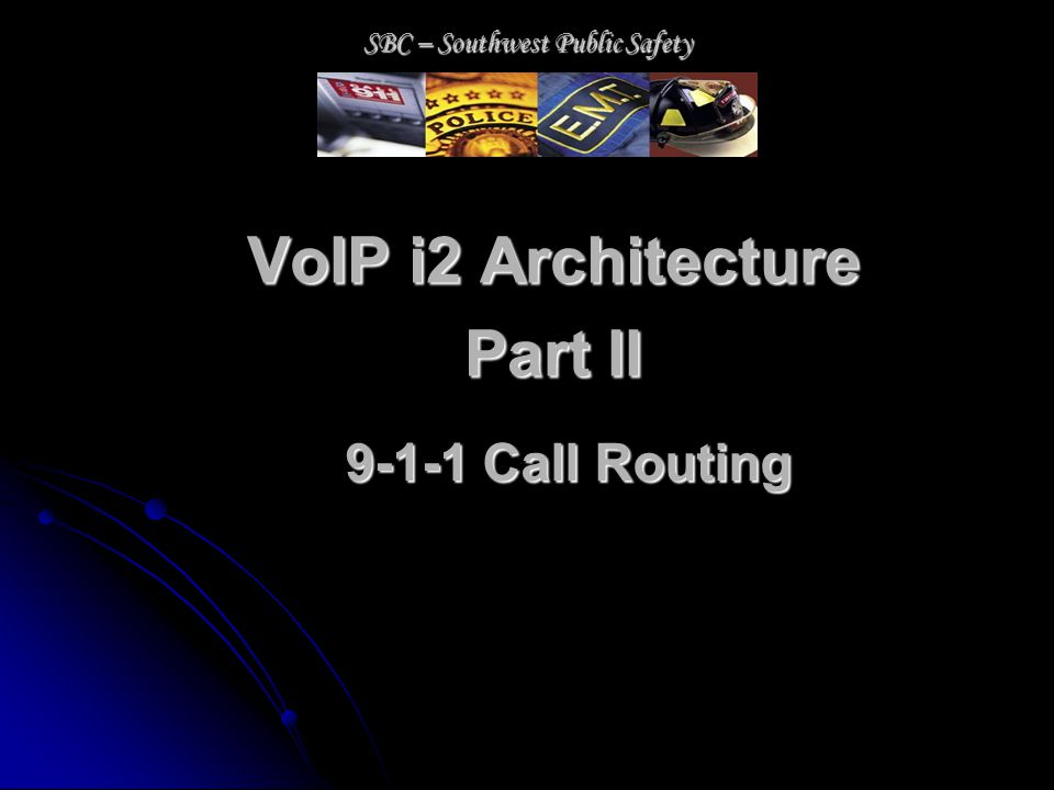 VoIP i2 Architecture Part II
