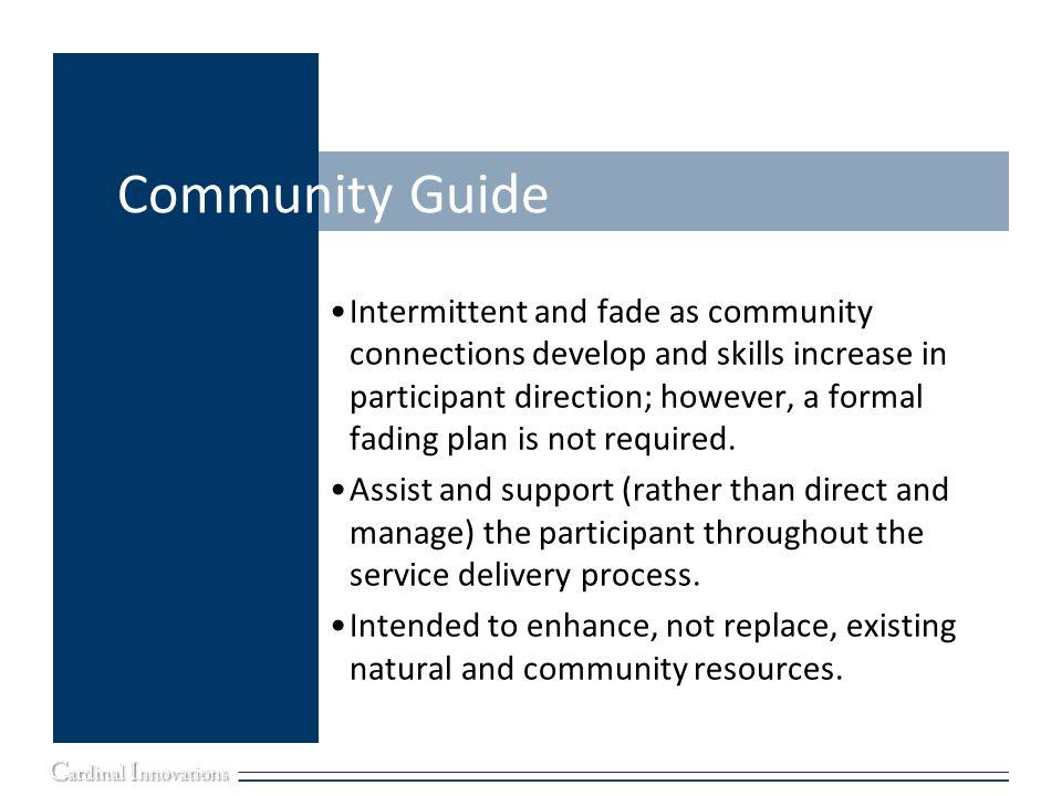 Community Guide