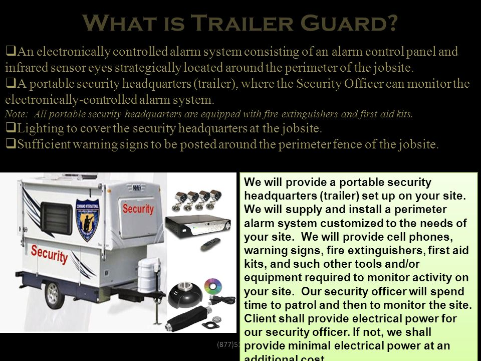 What is Trailer Guard