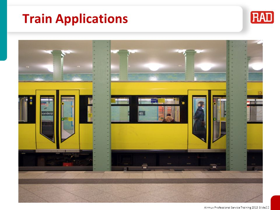Train Applications