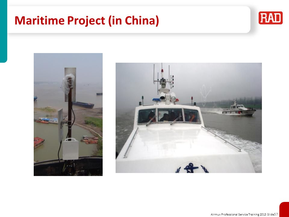 Maritime Project (in China)