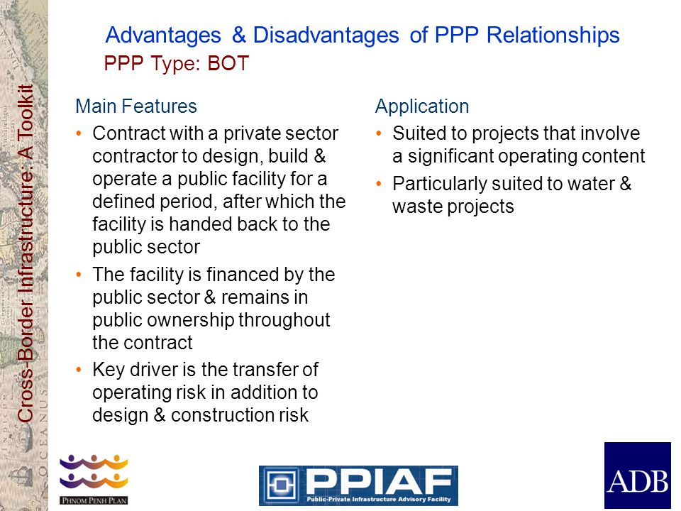 Advantages & Disadvantages of PPP Relationships