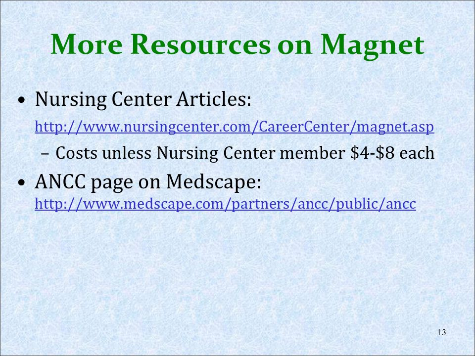 More Resources on Magnet