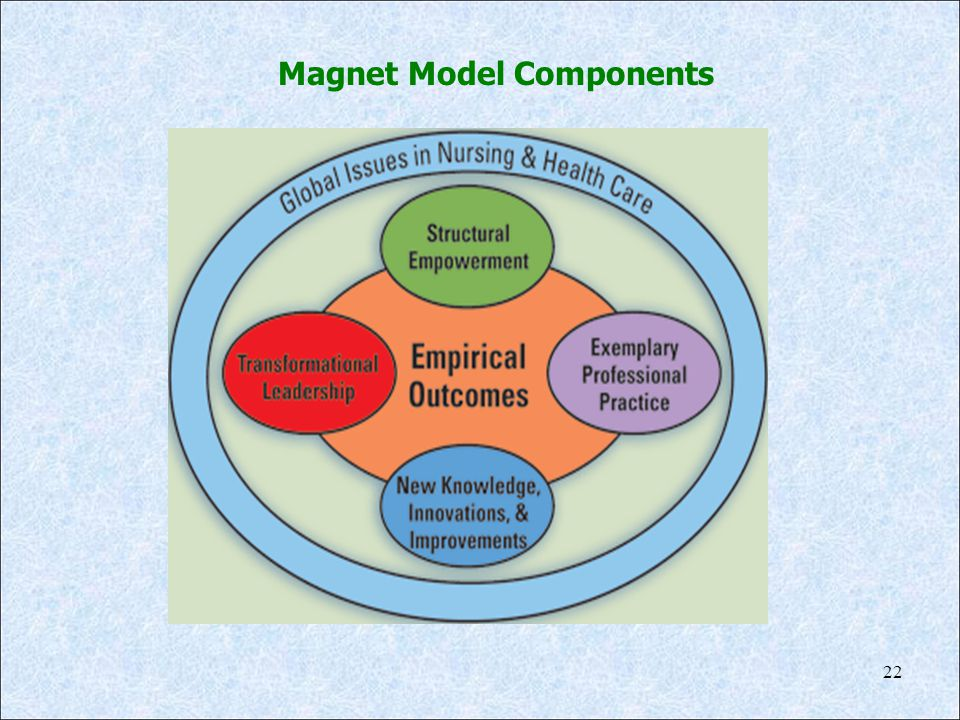 Magnet Model Components