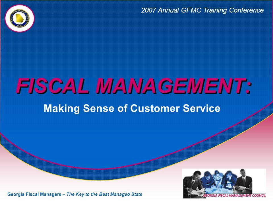 Making Sense of Customer Service