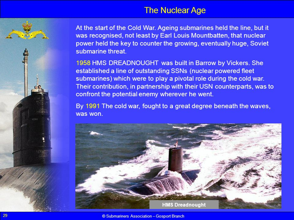 The Nuclear Age