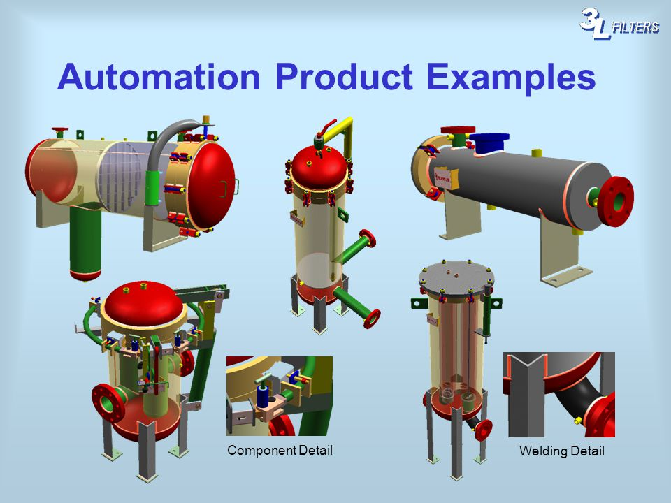 Automation Product Examples