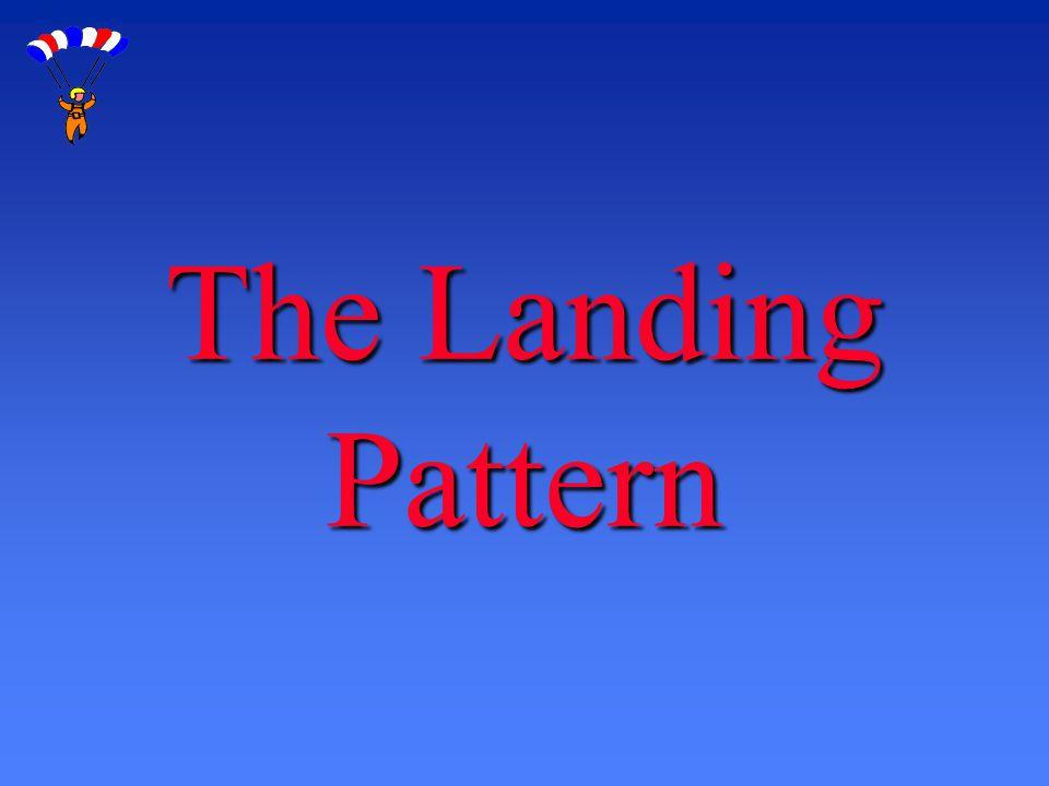 The Landing Pattern