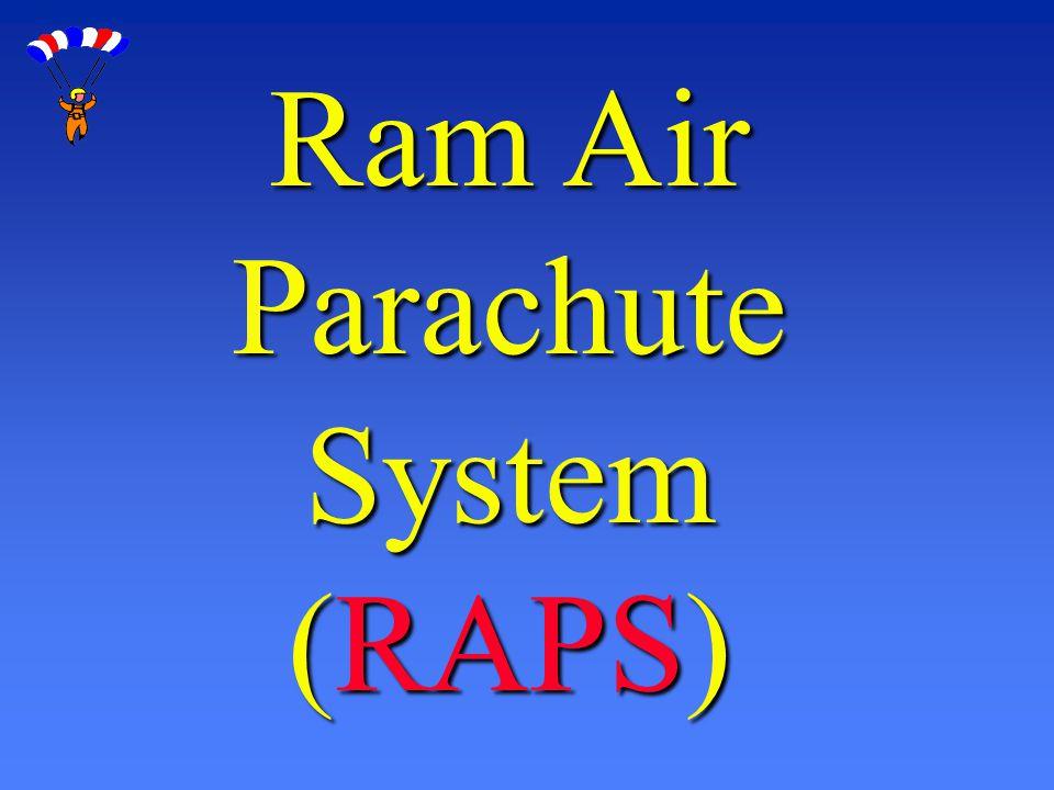 Ram Air Parachute System (RAPS)