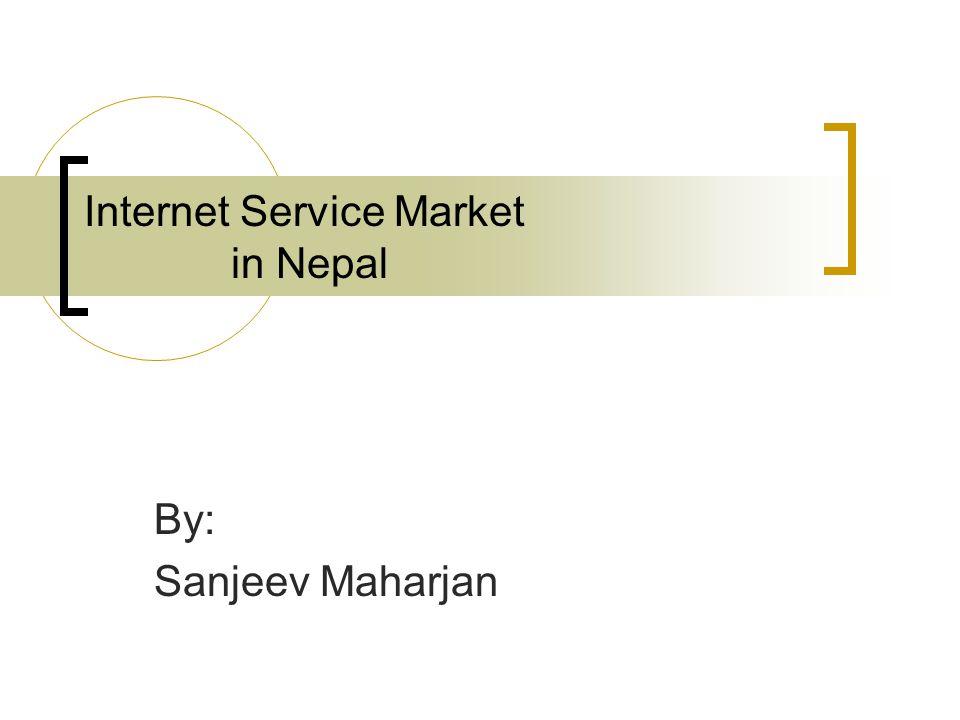 Internet Service Market in Nepal