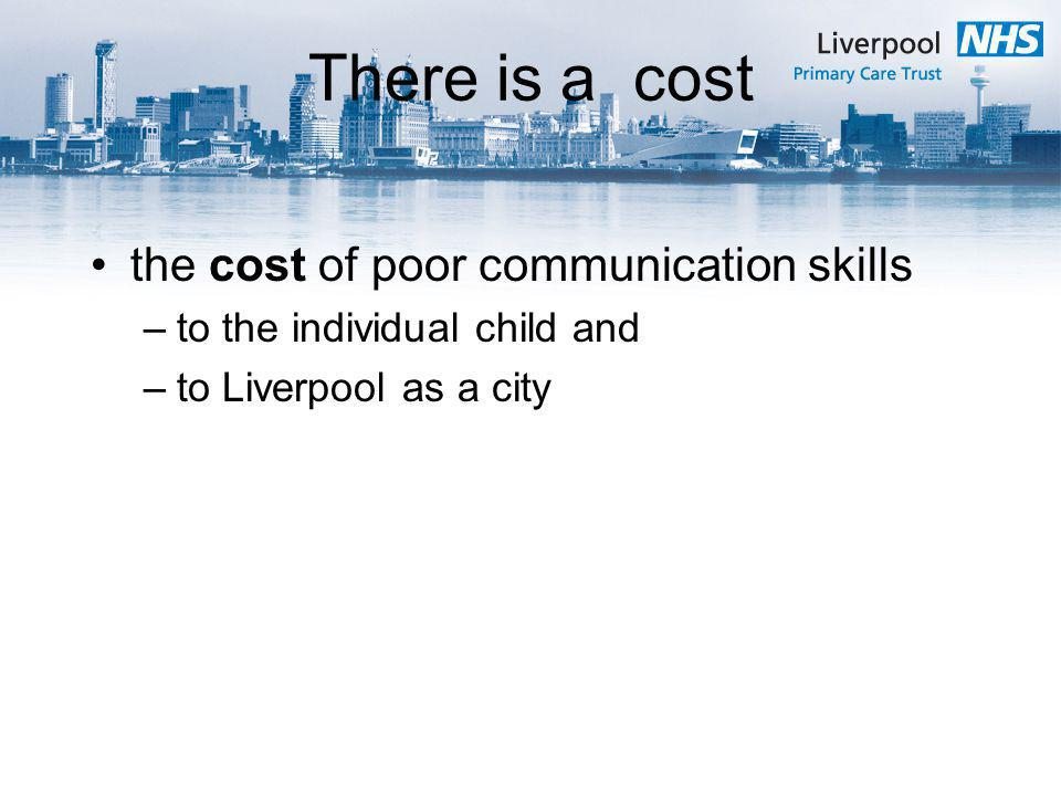 There is a cost the cost of poor communication skills