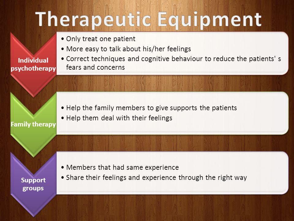 Therapeutic Equipment