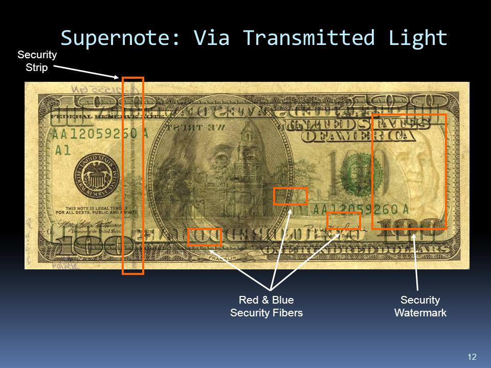 Supernote: Via Transmitted Light