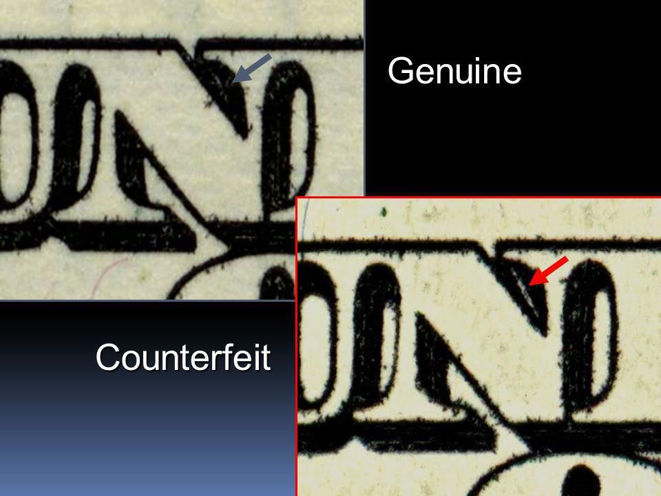 Genuine Counterfeit
