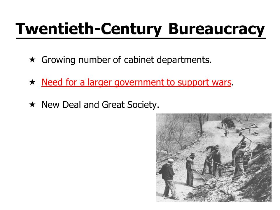 Chapter 9 The Executive Branch and the Federal Bureaucracy - ppt ...